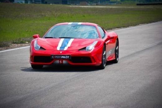 Ferrari F458 Rijden België 4 Rondes
