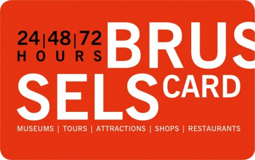 Brussels Card + Hop on Hop off City Sightseeing Bus Ticket 24u