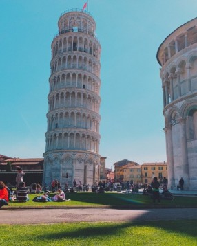 Pisa and 5 Terre Private Tour