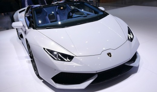 Lamborghini Rijden België 12 Rondes